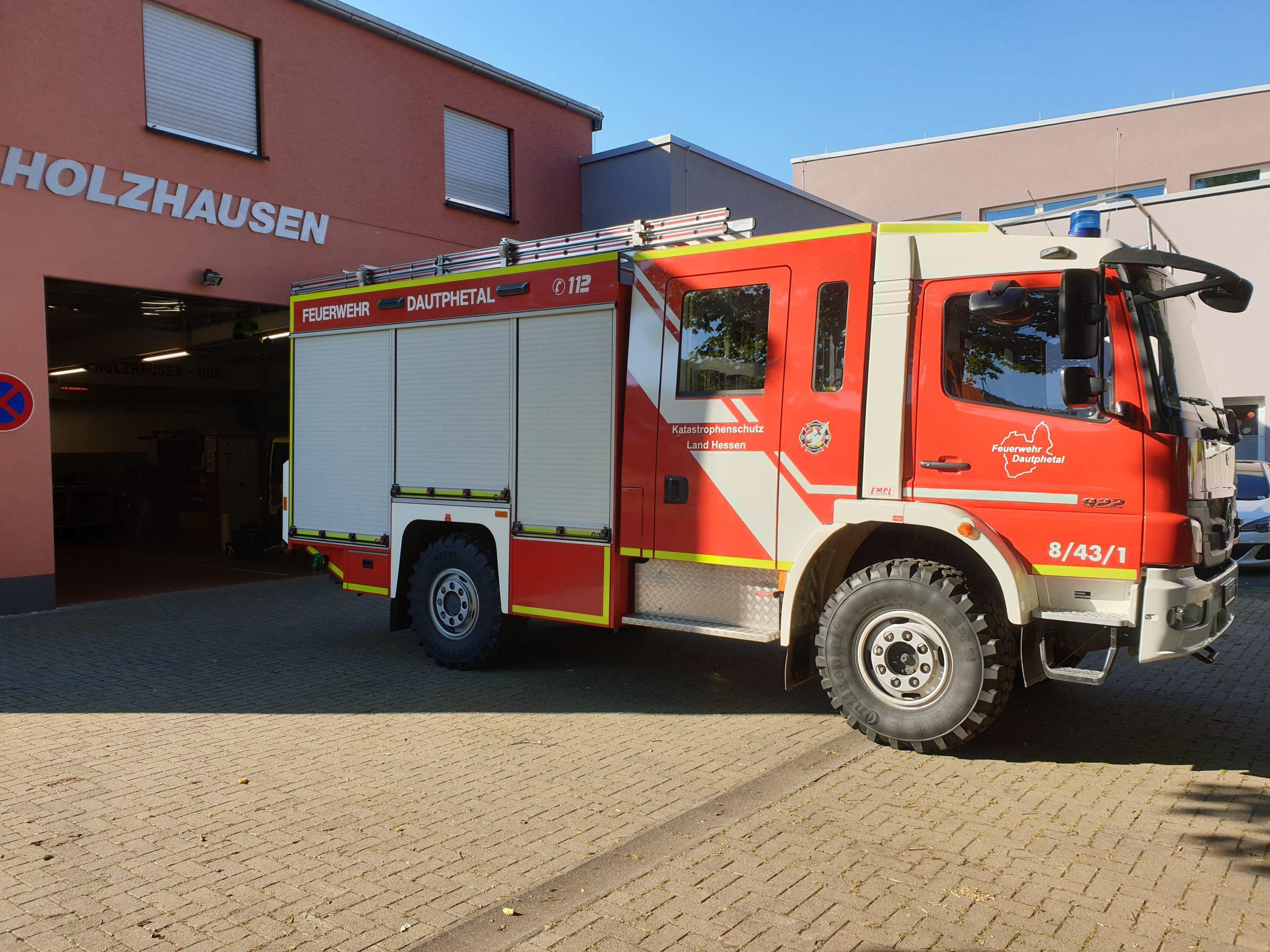 #0020 - LF10KatS Hessen FF Dautphetal, OT Holzhausen