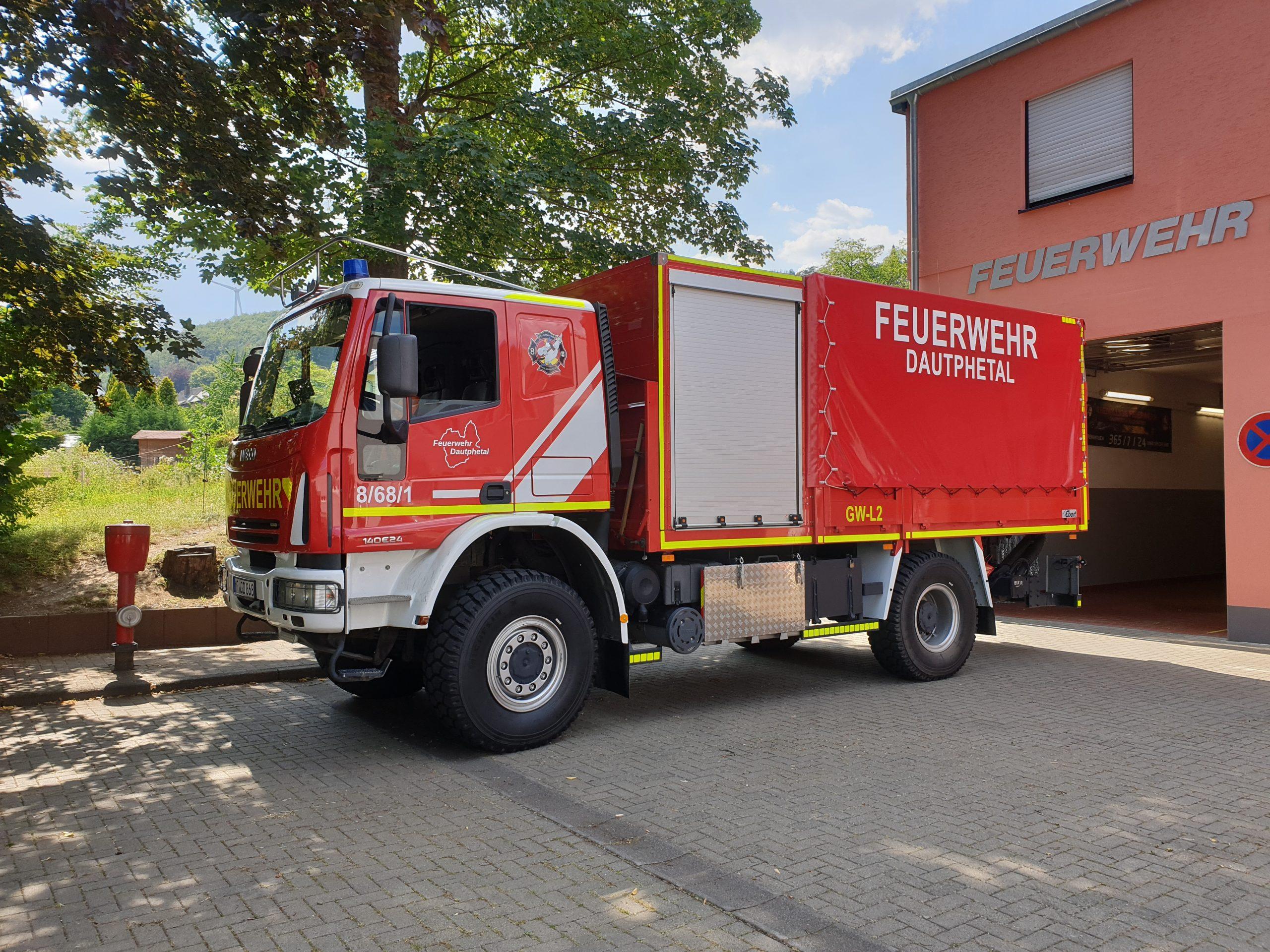 #0021 - GW-L2 FF Dautphetal, OT Holzhausen