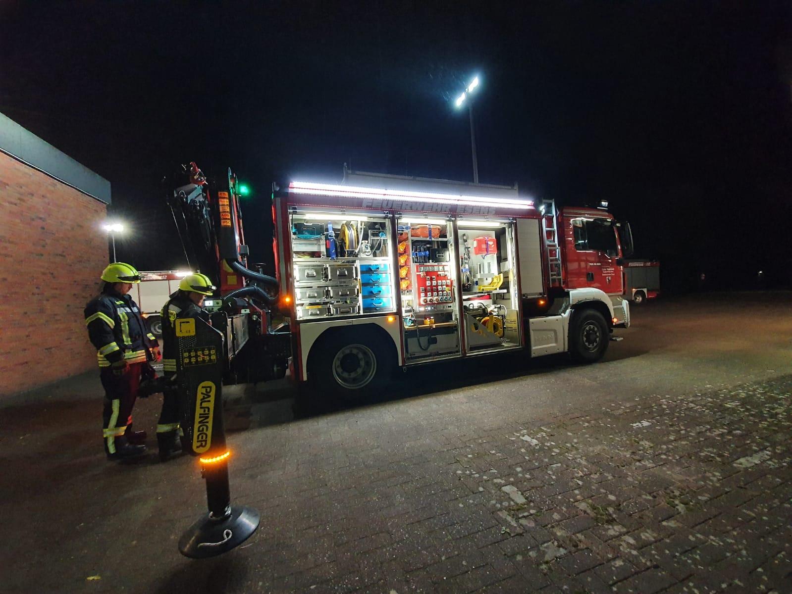 #0033 - RW-Kran Feuerwehr Esens