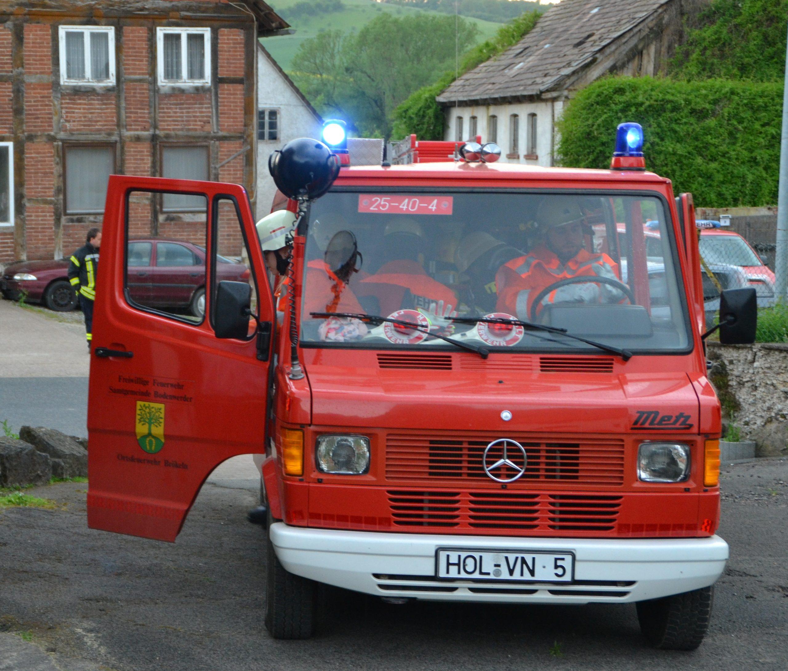 #0017 - TSF-Tragkraftspritzenfahrzeug FF Brökeln