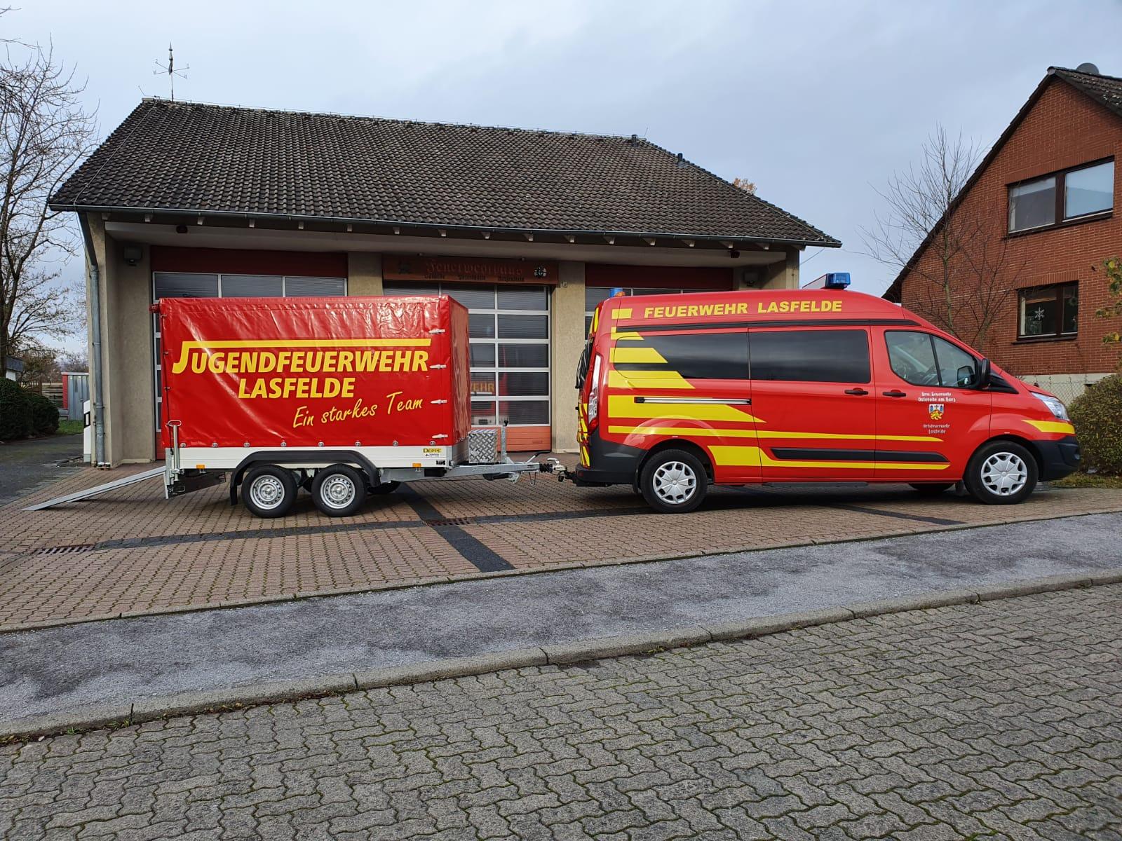 #0013 - MTW Feuerwehr Osterode Ortsfeuerwehr Lasfelde