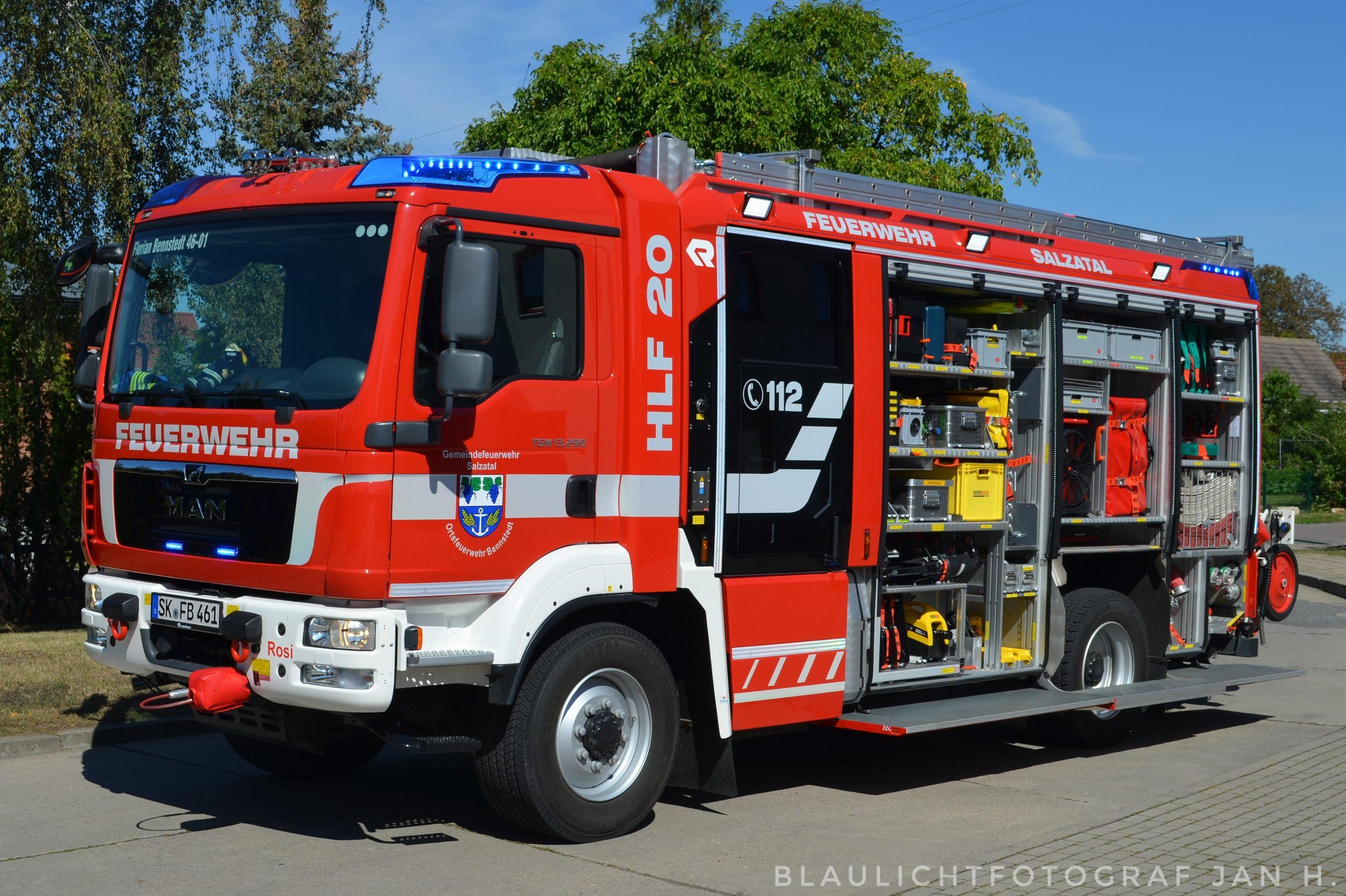 #0044 - HLF 20 FF Salzatal OF Bennstedt