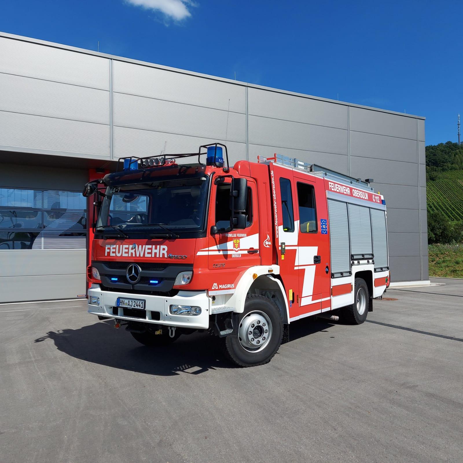 #0045 - Löschgruppenfahrzeug 20 FF Obersulm
